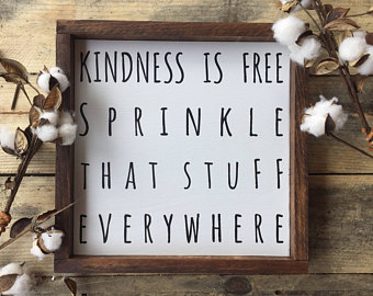 Kindness Is Free Anne Dennish Writer Author