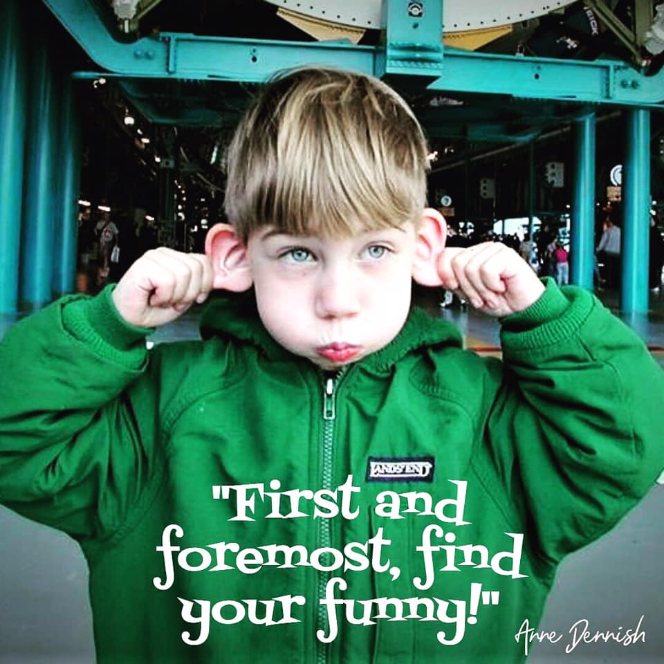 Find Your Funny